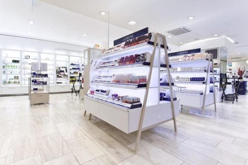 phí thiết kế cửa hàng showroom - Crystal Design TPL