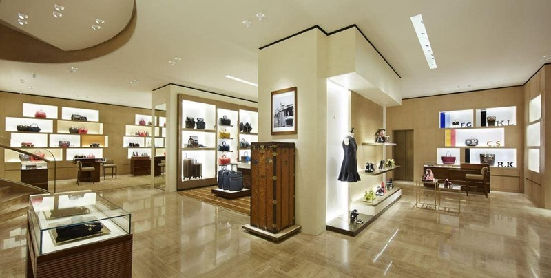 phí thiết kế nội thất showroom - Crystal Design TPL