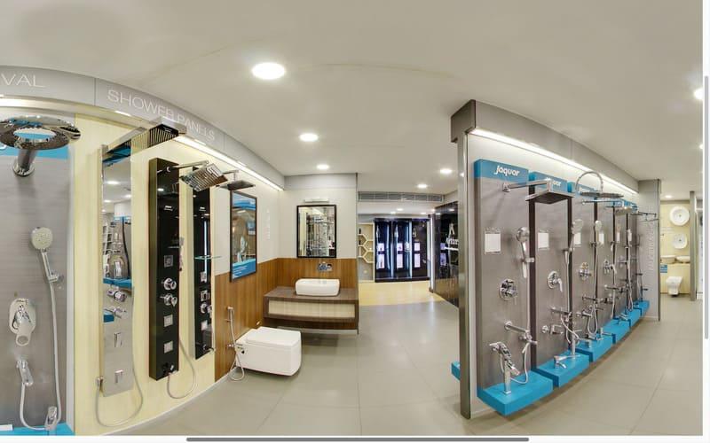 showroom thiết bị vệ sinh inax tại tphcm - Crystal Design TPL