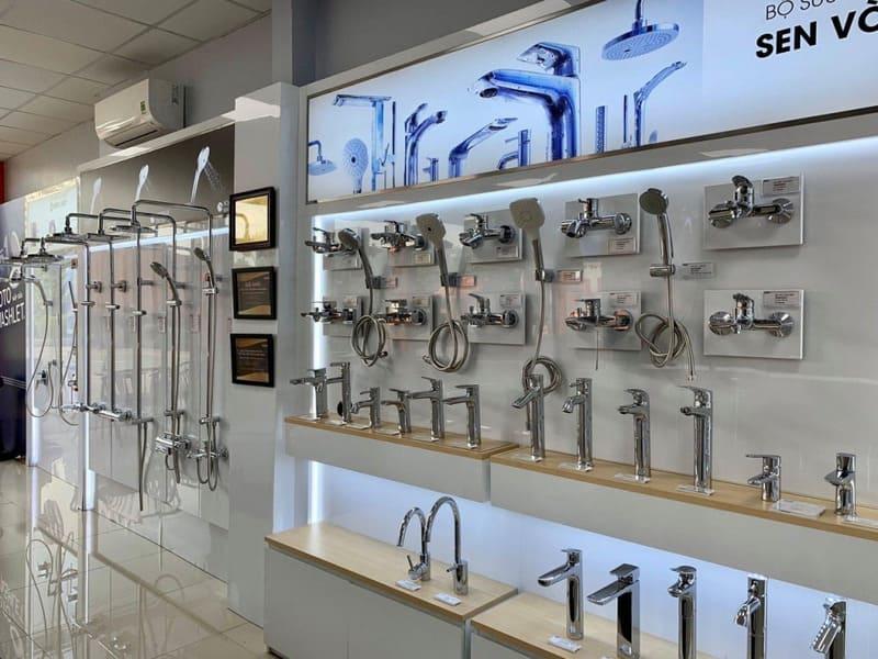 siêu thị thiết bị vệ sinh - Crystal Design TPL