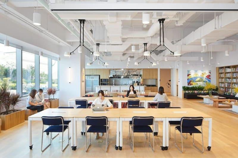 mẫu thiết kế văn phòng hiện đại đa phong cách