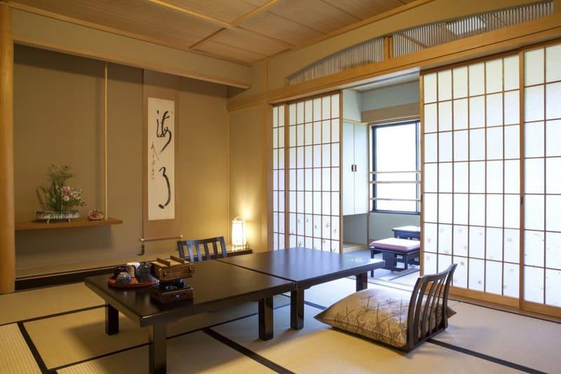 Cách trang trí truyền thống của phong cách Nhật Bản