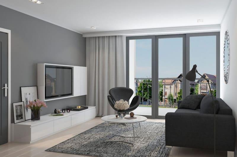 các phong cách thiết kế nội thất hiện đại đẹp