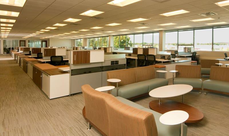 các phong cách thiết kế nội thất văn phòng làm việc