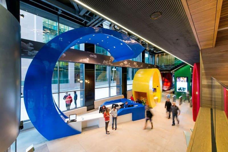 mẫu phong cách thiết kế nội thất văn phòng hot nhất