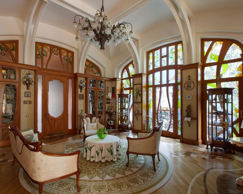 những phong cách thiết kế nội thất thịnh hành
