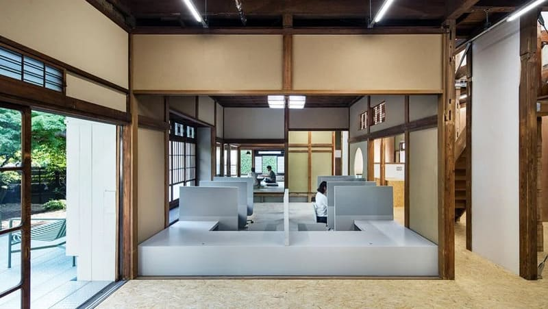 những phong cách thiết kế văn phòng ấn tượng