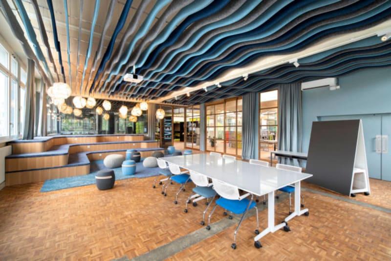 những phong cách thiết kế văn phòng đẳng cấp