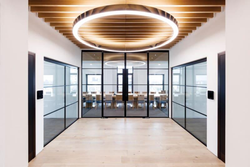 những phong cách thiết kế văn phòng hot