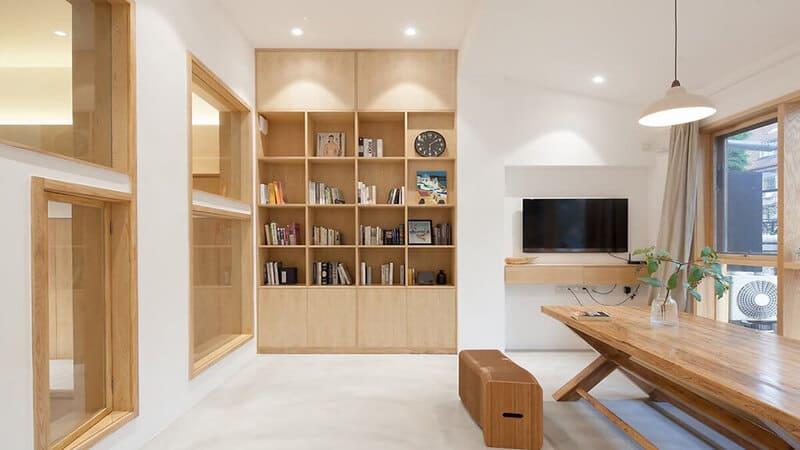 nội thất công nghiệp bền đẹp