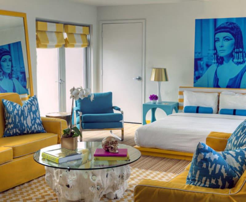 phong cách retro trong thiết kế nội thất là gì