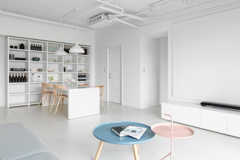 phong cách thiết kế minimalism