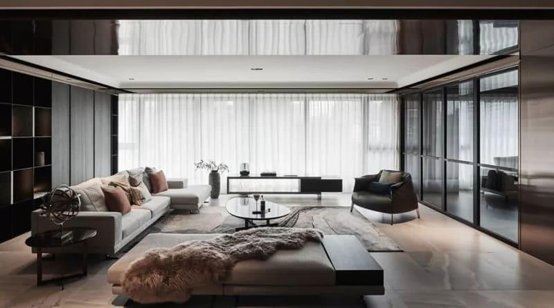 phong cách thiết kế nội thất hiện đại đẹp