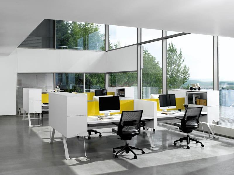 phong cách thiết kế nội thất văn phòng hiện đại