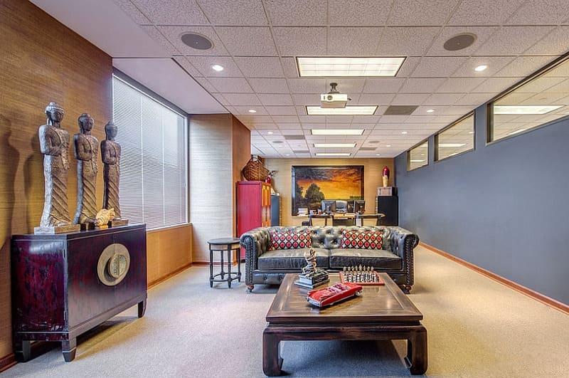 phong cách thiết kế nội thất văn phòng phổ biến