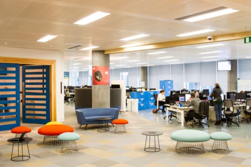 phong cách thiết kế nội thất văn phòng truyền thống