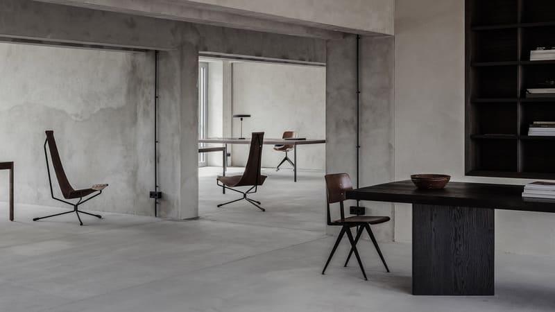 phong cách thiết kế văn phòng ấn tượng