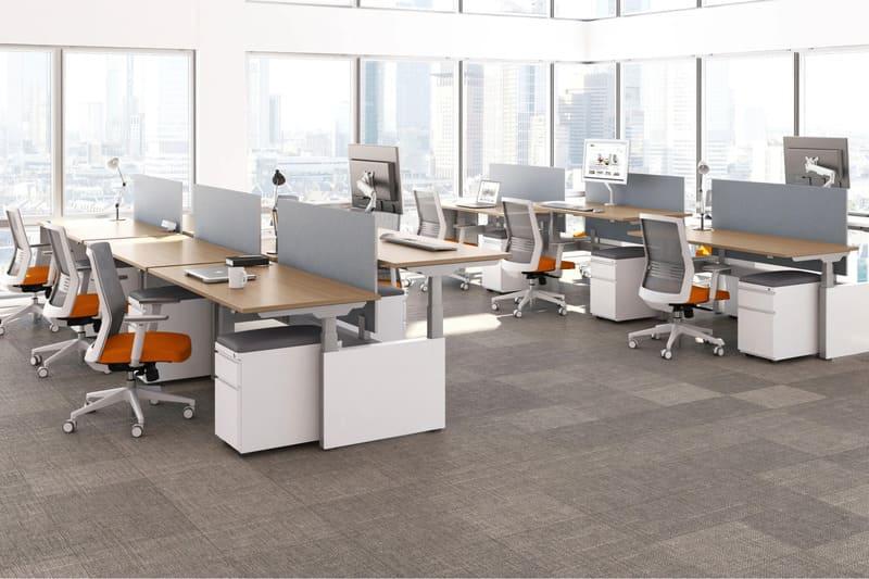 phong cách thiết kế văn phòng đẳng cấp