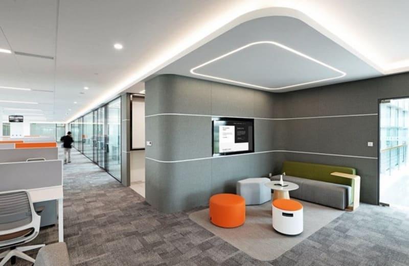 phong cách thiết kế văn phòng đẹp nhất