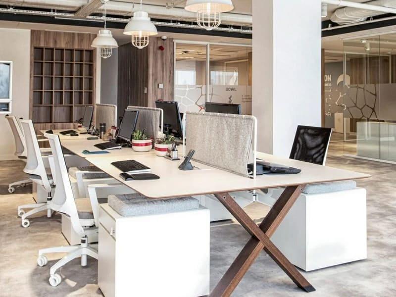 phong cách thiết kế văn phòng