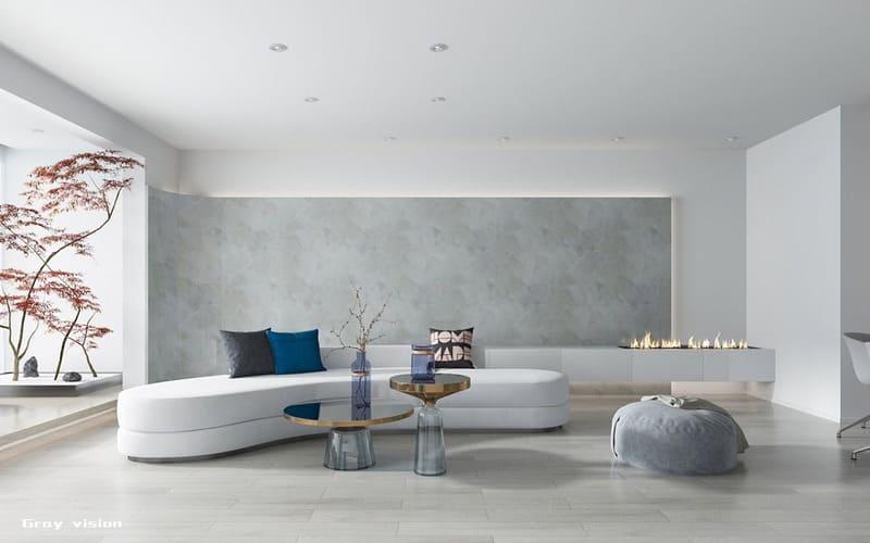 phong cách tối giản nội thất và kiến trúc