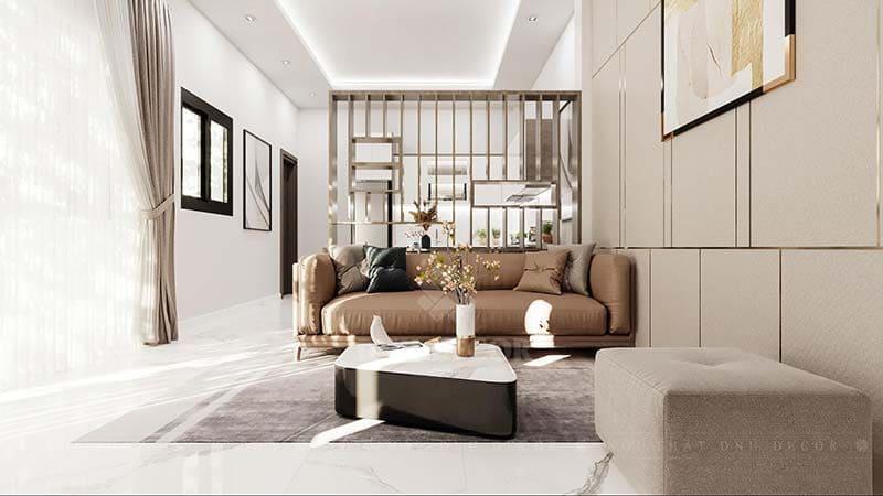 Đồ nội thất thường tinh xảo, tinh tế và sang trọng.