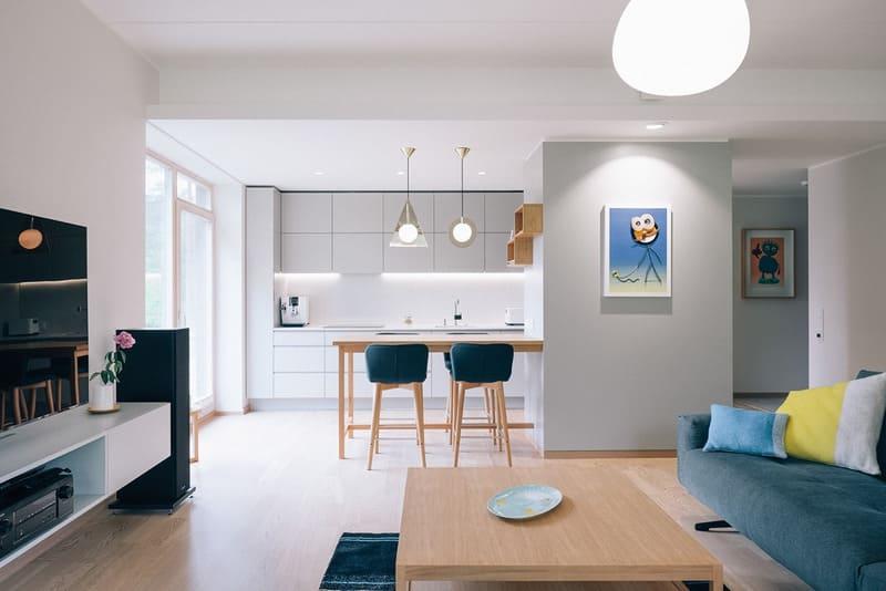 thiết kế nội thất phong cách minimalism