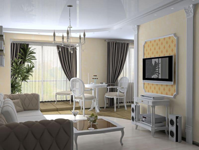 tổng hợp các loại kiến trúc nội thất