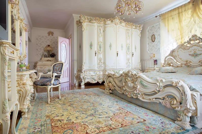 Phong cách thiết kế Baroque vô cùng sang trọng